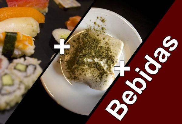 Menú E Combo Potemkin Sushi Bar