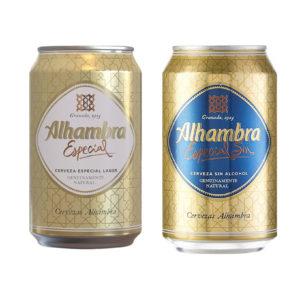 Cerveza para acompañar tu pedido en Potemkin