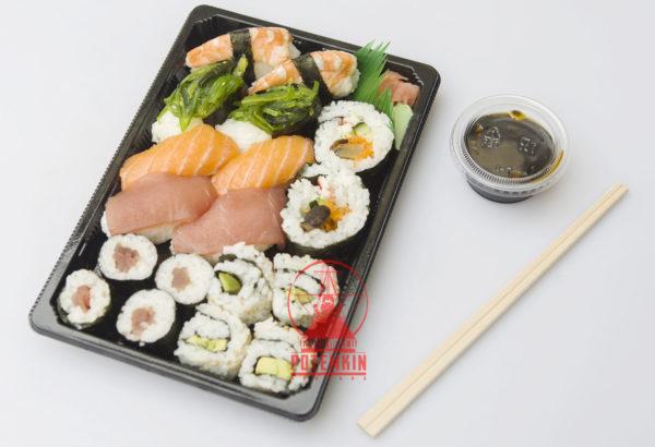 Sushi Potemkin para dos personas