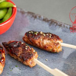 Tsukune en Potemkin Sushi Bar